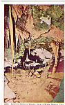 Cave of the Winds Manitou Colorado Postcard p23583