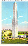 Click here to enlarge image and see more about item p23609: Bunker Hill Monument, Charlestown