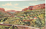 Click here to enlarge image and see more about item p23641: Fruita Canon Colorado National Monument p23641