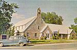 Methodist Church, Eldorado Springs,Missouri, Car of 40s