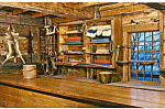 Click here to enlarge image and see more about item p23650: Indian Trade Room Fort Osage Sibley  Missouri p23650