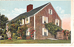 John Alden House, Duxbury, Massachusetts
