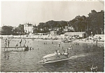 Click here to enlarge image and see more about item p2371: Juan les Pins Alpes Maritimes Postcard