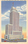 Click here to enlarge image and see more about item p23760: Mercantile Bank Building Dallas Texas p23760
