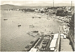 Click here to enlarge image and see more about item p2377: Cannes France  Juan les Pins Postcard
