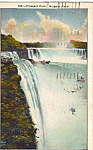 Prospect Point Niagara Falls Postcard p23802