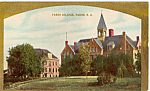 Click here to enlarge image and see more about item p23864: Fargo College, Fargo, North Dakota