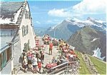 Berghotel Faulhorn Switzerland Postcard