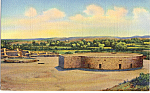 Click here to enlarge image and see more about item p23875: Aztec Ruins National Monument,New Mexico