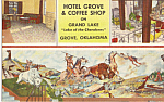 Hotel Grove and Coffee Shop Grove Oklahoma p23911