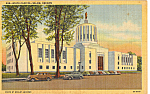 State Capitol Salem Oregon Cars 30s p23920