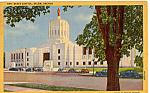 State Capitol Salem Oregon Cars 30s p23921