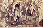 Click here to enlarge image and see more about item p23940: Lost Gardens, Crystal Lake Cave, Iowa