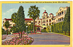 Beverly Hills Hotel and Bungalows,California