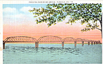 Paducah-Ohio River Bridge, Paducah, Kentucky
