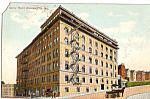 Savoy Hotel Kansas City Missouri p23971