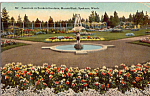 Manito Park, Spokane, Washington