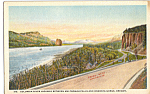 Click here to enlarge image and see more about item p24006: Columbia River Highway Oregon p24006