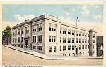 Click here to enlarge image and see more about item p24024: New High School, Liverpool, Ohio