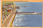 Click here to enlarge image and see more about item p24039: New Recreation Pier,Galveston Texas