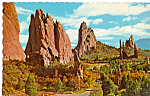 Spires Garden Of The Gods Colorado p24112