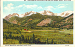 Click here to enlarge image and see more about item p24151: Este Park Rocky Mountain National Park CO p24151