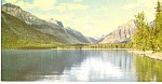 Click here to enlarge image and see more about item p24169: Lake McDonald, Glacier National Park