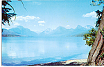 Click here to enlarge image and see more about item p24171: Lake McDonald, Glacier National Park