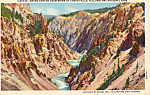 Grand Canyon Yellowstone National Park WY p24192