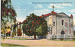 Click here to enlarge image and see more about item p24236: Mission San Gabriel Archangel