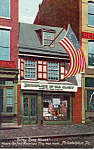Click here to enlarge image and see more about item p24291: Betsy Ross House, Philadelphia