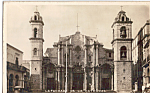 Click here to enlarge image and see more about item p24353: La Fachad De la Cathedral p24353