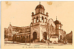 Click here to enlarge image and see more about item p24354: St Mark s Episcopal Church Berkeley California p24354