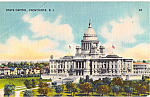 State Capitol, Rhode Island