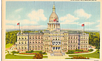 State Capitol, Lansing, Michigan