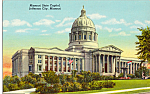 State Capitol, Jefferson City, Missouri