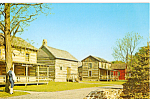 Click here to enlarge image and see more about item p24447: Typical Street,Old Bedford Village