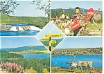 Click here to enlarge image and see more about item p2445: Masi Finland Postcard p2445
