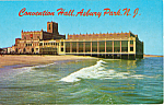 Click here to enlarge image and see more about item p24460: Convention Hall, Asbury Park, New Jersey