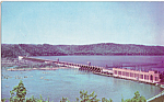 Click here to enlarge image and see more about item p24477: Hydroelectric Plant Safe Harbor PA Postcard p24477
