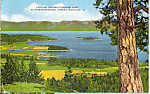 Click here to enlarge image and see more about item p24490: Flathead National Forest Montana p24490