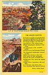 Click here to enlarge image and see more about item p24507: The Grand Canyon Poem by Henry Felton Huse p24507