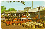 Click here to enlarge image and see more about item p24545: Fruit Market, Southwestern, Michigan