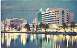 Algiers and Seville Hotels, Miami Beach, Florida