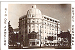 Click here to enlarge image and see more about item p24616: Hotel Central Rio De Janerio Brasil p24616