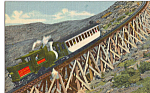 Click here to enlarge image and see more about item p24636: Jacobs Ladder Mt Washington Cog Railway