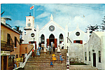 Click here to enlarge image and see more about item p24725: St Peters Church of St Georges Bermuda p24725