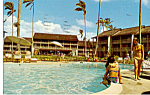 Islander Inns Hawaii Postcard p24743