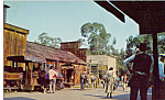 Click here to enlarge image and see more about item p24753: Main Street,Ghost Town,Knotts Berry Farm