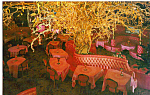Click here to enlarge image and see more about item p24763: Maddonna Inn Gold Rush Dining Room